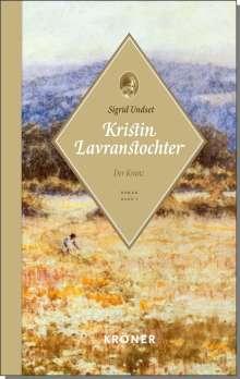 Sigrid Undset: Kristin Lavranstochter, Buch
