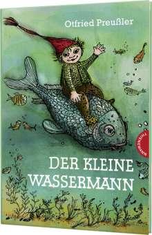 Otfried Preußler: Der kleine Wassermann, kolorierte Ausgabe, Buch