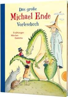 Michael Ende: Das große Michael-Ende-Vorlesebuch, Buch