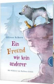 Oliver Scherz: Ein Freund wie kein anderer, Buch