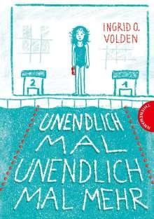 Ingrid Ovedie Volden: Unendlich mal unendlich mal mehr, Buch