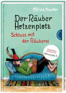 Otfried Preußler: Der Räuber Hotzenplotz 3: Schluss mit der Räuberei, Buch
