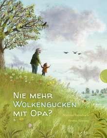 Martina Baumbach: Nie mehr Wolkengucken mit Opa?, Buch