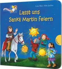 Lene März: Dein kleiner Begleiter: Lasst uns Sankt Martin feiern, Buch