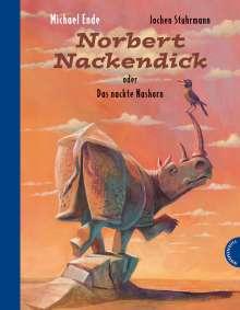 Michael Ende: Norbert Nackendick, Buch