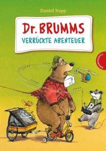 Daniel Napp: Brumms verrückte Abenteuer, Buch