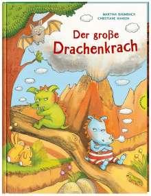 Martina Baumbach: Der große Drachenkrach, Buch