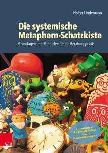 Holger Lindemann: Die systemische Metaphern-Schatzkiste, Buch