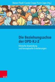 Die Beziehungsachse der OPD-KJ-2, Buch