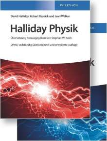 David Halliday: Halliday Physik Deluxe, Buch