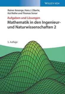 Rainer Ansorge: Mathematik in den Ingenieur- und Naturwissenschaften 2, Buch