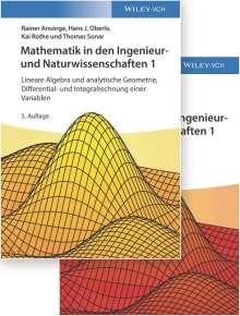 Rainer Ansorge: Mathematik in den Ingenieur- und Naturwissenschaften, Buch