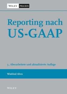 Winfried Alves: Reporting nach US-GAAP, Buch