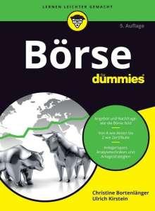 Christine Bortenlänger: Börse für Dummies, Buch
