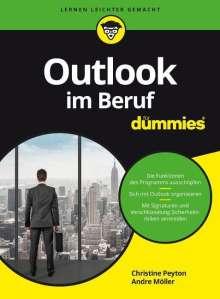 Christine Peyton: Outlook im Beruf für Dummies, Buch