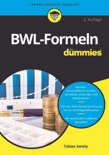 Tobias Amely: BWL-Formeln für Dummies, Buch