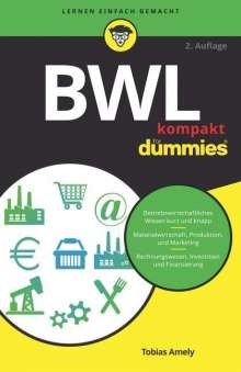 Tobias Amely: BWL kompakt für Dummies, Buch