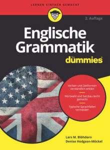 Lars M. Blöhdorn: Englische Grammatik für Dummies, Buch
