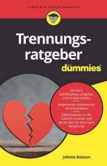Juliette Boisson: Trennungsratgeber für Dummies, Buch