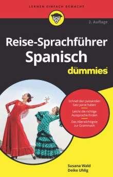 Susana Wald: Reise-Sprachführer Spanisch für Dummies, Buch