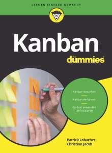 Patrick Lobacher: Kanban für Dummies, Buch