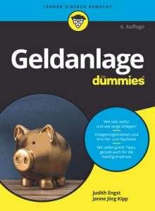 Judith Engst: Geldanlage für Dummies, Buch