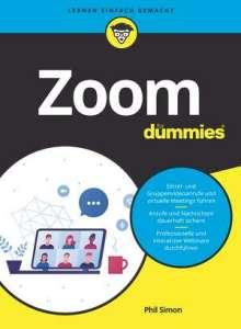Phil Simon: Zoom für Dummies, Buch