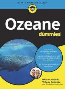Ashlan Cousteau: Ozeane für Dummies, Buch