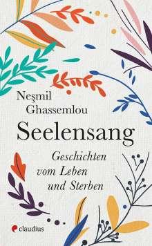 Nesmil Ghassemlou: Seelensang, Buch