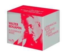 Walter Benjamin: Ausgewählte Werke, Buch
