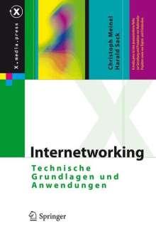 Christoph Meinel: Internetworking, Buch
