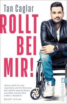 Tan Caglar: Rollt bei mir!, Buch