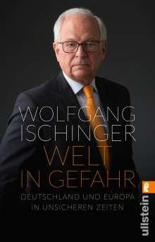 Wolfgang Ischinger: Welt in Gefahr, Buch