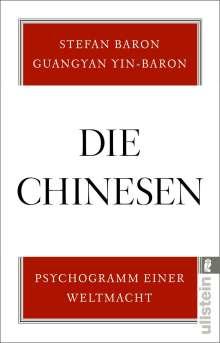 Stefan Baron: Die Chinesen, Buch