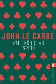 John le Carré: Dame, König, As, Spion, Buch