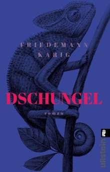 Friedemann Karig: Dschungel, Buch