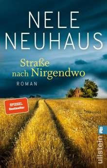 Nele Neuhaus: Straße nach Nirgendwo, Buch