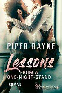 Piper Rayne: Lessons from a One-Night-Stand, Buch