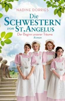 Nadine Dorries: Die Schwestern von St. Angelus - Der Beginn unserer Träume, Buch