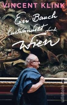 Vincent Klink: Ein Bauch lustwandelt durch Wien, Buch