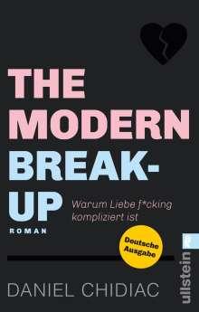 Daniel Chidiac: The Modern Break-Up, Buch