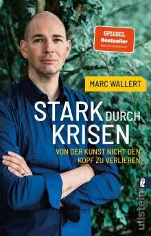 Marc Wallert: Stark durch Krisen, Buch