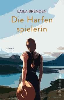 Laila Brenden: Die Harfenspielerin, Buch
