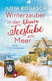 Julia Rogasch: Winterzauber in der kleinen Teestube am Meer, Buch