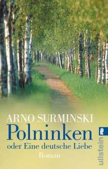 Arno Surminski: Polninken oder Eine deutsche Liebe, Buch