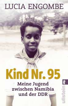 Lucia Engombe: Kind Nr. 95, Buch