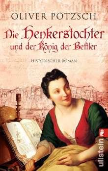 Oliver Pötzsch: Die Henkerstochter und der König der Bettler, Buch