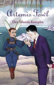 Eoin Colfer: Artemis Fowl - Der Atlantis-Komplex, Buch
