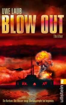 Uwe Laub: Blow Out, Buch