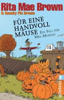 Rita Mae Brown: Für eine Handvoll Mäuse, Buch